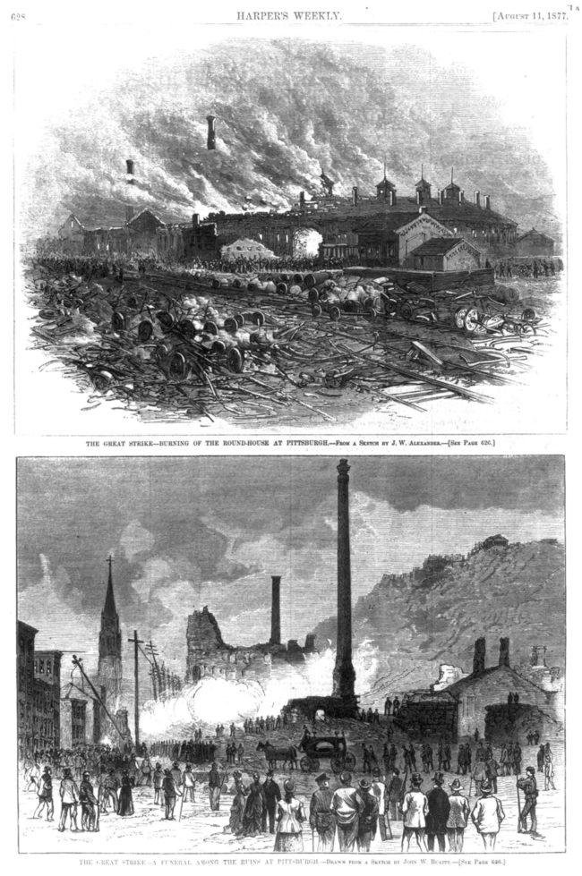 Harper's Weekly, v. 21, (1877 August 11), p. 628. (Library of Congress)